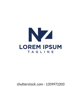 negative space logo NZ