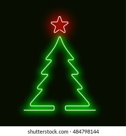 Xmas Tree Images Stock Photos Vectors Shutterstock
