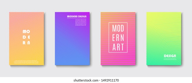 Neon color.Abstract background banner. Modern design. Colorful. Vector illustration