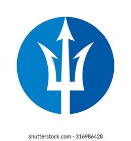 Neptune trident logo