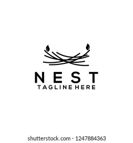 Nest Logo Design