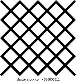 net, seamless pattern, black net