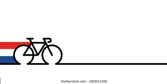Netherlands Holland Dutch flag flags Fun Funny Vector Cycling cyclists Bike Bicycle Bicycling Race sprinter sports sport maillot race  Orange Giro Italia d'italia Le tour de France Vuelta Alpe HuZes