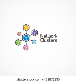 Network Clusters.