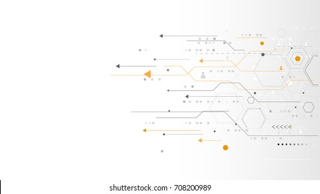 Network community abstract concept background.Design for you.