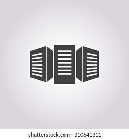 Network Icon Vector.