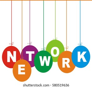 network.hanging ball style