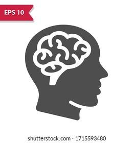 Neurology Icon. Professional, pixel perfect icon, EPS 10 format.