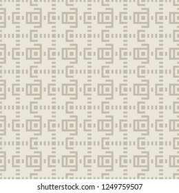 Neutral color seamless pattern. For packaging design