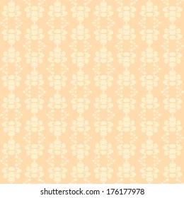 neutral floral background. swirls and curves. Use as a backdrop, the fill pattern, wallpaper, seamless texture.