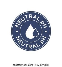 Neutral pH icon