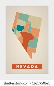 Nevada State Shape Stock Vectors Images Vector Art Shutterstock