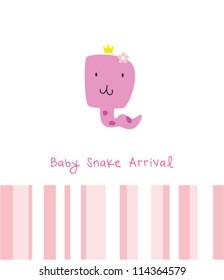 new baby snake arrival