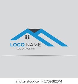 New best real estate logo design