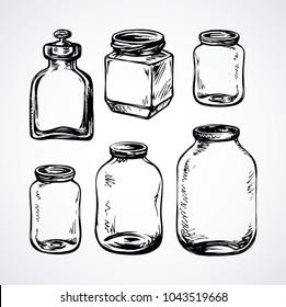 Mason Jar Images Stock Photos Vectors