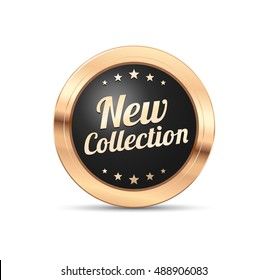 New Collection Badge