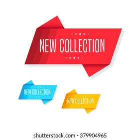 New Collection Tags