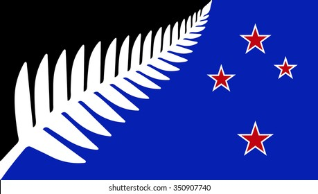 New Flag of New Zealand