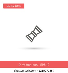 New Jigger vector icon. Modern, simple, isolated, flat best quality icon for web site designs or mobile apps. Vector illustration EPS 10.