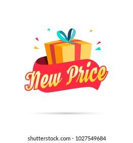 New Price Shopping Gift Box