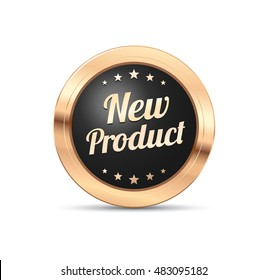 New Product Badge