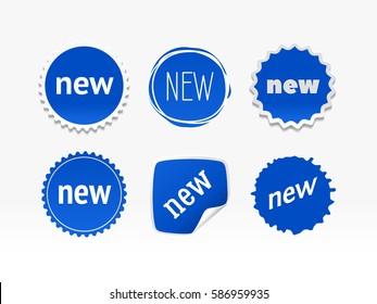 new sticker images stock photos vectors shutterstock