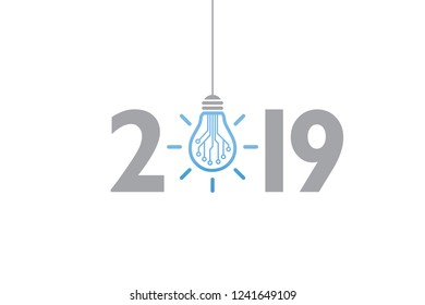 New Year 2019 Innovation Concepts
