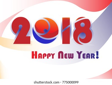 new year background for presentations leaflets postcards and posters wallpaper banner