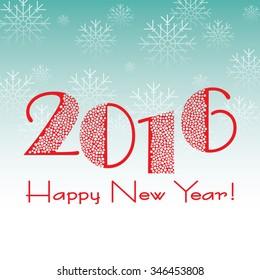 new year banner background
