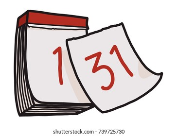 flip calendar images stock photos vectors shutterstock
