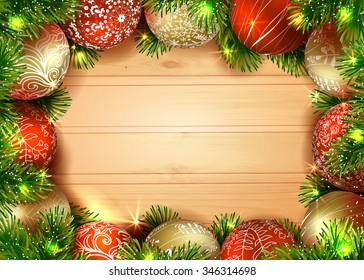 merry christmas template vector card calligraphy stock vector