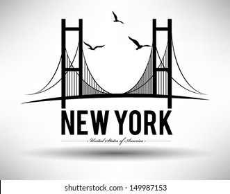 New York Bridge Design