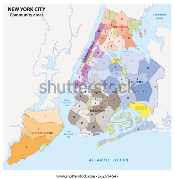New York City Boroughs Community Areas Stock Vector (Royalty ... Map Of New York Neighborhoods on map of frankfurt neighborhoods, map of western pa neighborhoods, map of greater seattle area neighborhoods, map of ft lauderdale neighborhoods, map of topeka neighborhoods, map of worcester neighborhoods, map of east bay neighborhoods, map of north miami neighborhoods, map of district of columbia neighborhoods, map of lexington neighborhoods, map of wilmington neighborhoods, map of beijing neighborhoods, map of rehoboth beach neighborhoods, map of kirkland neighborhoods, map of upper east side neighborhoods, map of myrtle beach neighborhoods, map of bronx neighborhoods, brooklyn neighborhoods, map of dubai neighborhoods, map of newark neighborhoods,