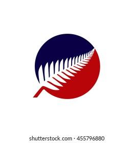 new zealand leaf logo