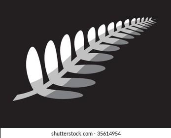 New Zealand Silver Fern