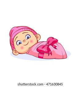 New Born Baby Logo Images Stock Photos Vectors Shutterstock