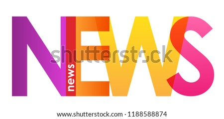 news letters banner stock vector royalty free 1188588874
