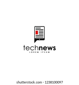 News Logo Vector
