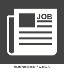 Newspaper Job Ad