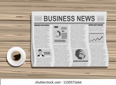 Periódico Diario: Imágenes, fotos de stock y vectores | Shutterstock
