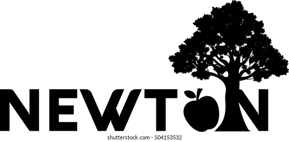 Newton and Apple