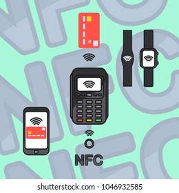 Nfc Payments Ring Images, Stock Photos & Vectors | Shutterstock
