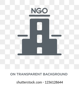 Ngo icon. Ngo design concept from Political collection. Simple element vector illustration on transparent background.