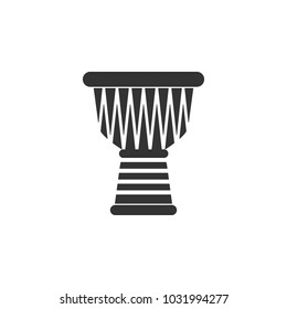 Ngoma icon. Detailed icon of musical instrument icon. Premium quality graphic design. One of the collection icon for websites, web design, mobile app on white background