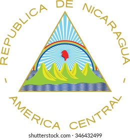 Nicaragua Coat of arms