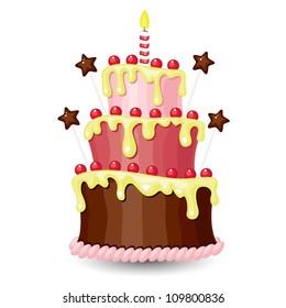Birthday Cake Clip Art Photos 12 741 Birthday Cake Clip