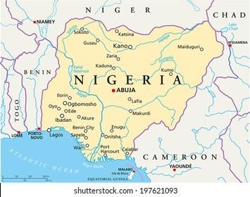 Niger Delta Images, Stock Photos & Vectors | Shutterstock