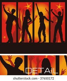 Nightclub (CMYK color profiles)