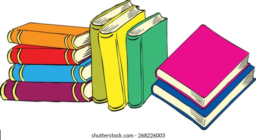 Book Cartoon Images Stock Photos Amp Vectors Shutterstock
