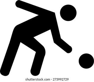 Ninepins Bowling Icon